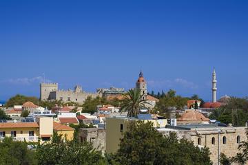 Recorrido privado: Ciudad de Rodas incluyendo el casco antiguo y el...