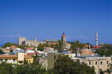 Visite privée: ville de Rhodes, y...