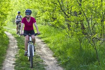 Aventura en bicicleta por la montaña Xunantunich