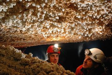 Crystal Cave, Blue Hole National Park...