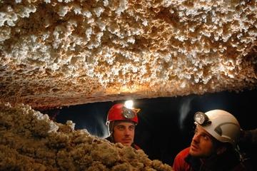 Excursión de un día a la Cueva Cristal y al Parque Nacional Blue Hole...