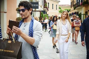 Dia de viagem para compras em La Roca Village de Barcelona