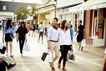 La Vallée Village-Shopping-Tagesausflug mit Start in Paris