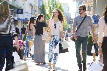 Shopping tour di un giorno all'Ingolstadt Village da Monaco