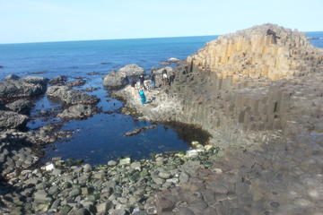 Giants causeway and Game of thrones filming locations bus tour