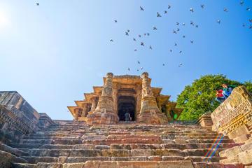 A day trip to Modhera Sun Temple and Patan Stepwell