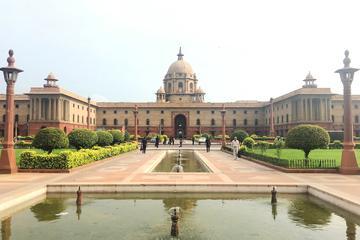 British Raj Tour of Delhi