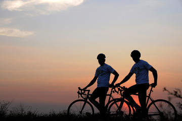 Cycling tour of Pondicherry