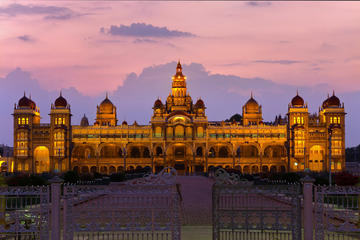 The Palace and Street Food of Mysore