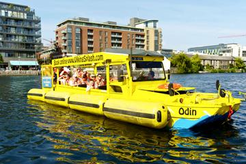 Recorrido en vehículo anfibio vikingo de Dublín