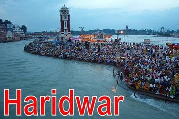Rishikesh Haridwar Same Day Tour from Delhi