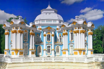 Excursão no litoral de São Petersburgo: Excursão para grupos pequenos...