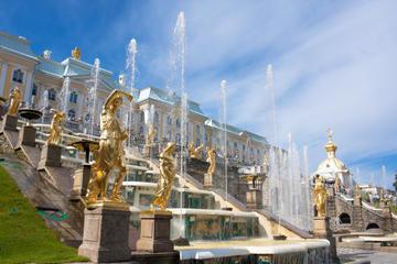 Excursão Terrestre em São Petersburgo: Excursão Privada de 2 dias...