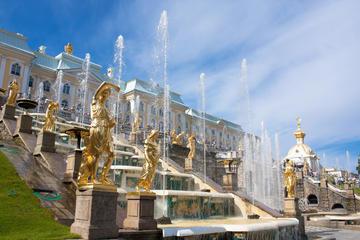 Excursión por la costa en San Petersburgo: Tour privado de 2 días por...