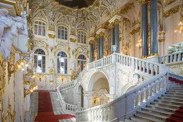 St Petersburg Shore Excursion: Hermitage Museum