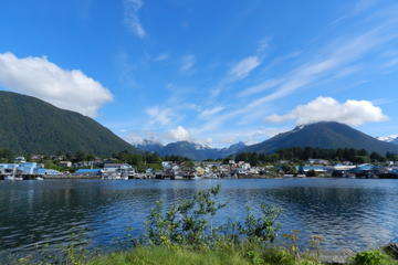 Shorex: Sitka Land and Sea Tour