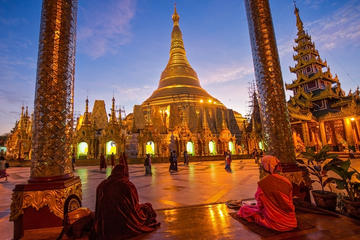 Excursion privée de 3jours pour le meilleur de Yangon avec visite de...
