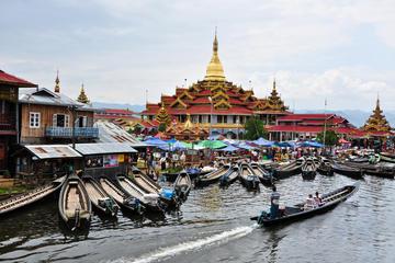 Excursion privée de 9nuits dans les sites majeurs de la Birmanie...