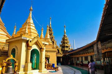 Visite de la ville de Yangon