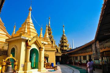 Yangon City Sightseeing Tour