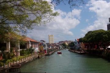 Limited Time Promotion! Historical & Heritage Malacca - FREE Scenic River Cruise