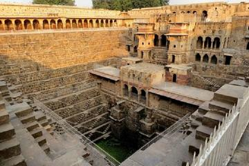 Abhaneri Day Trip from Jaipur