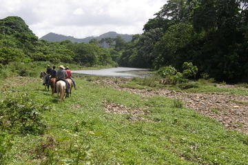 Private Adventure tour with Zip lining and Horseback riding