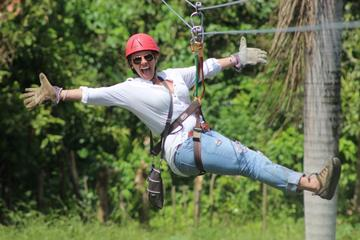 Small Group 4-Hour Zip Line Adventure Tour