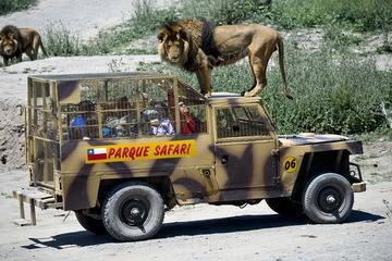 Parque Safari Admission Ticket