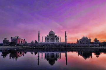 One Day Taj Mahal Tour by Gatimaan Express Train