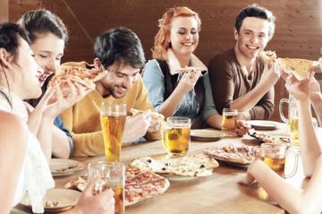 Greenwich Village: Beat Generation, bier en pizza