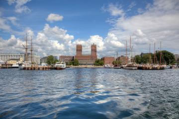 Oslo 2-i-1-tur: Grand City-omvisning og cruise på Oslofjorden
