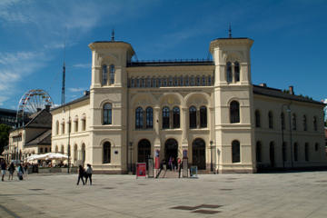 Oslo-bytur inkludert Frammuseet eller Kon-Tiki Museet