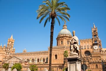 4 Übernachtungen westliche Sizilien Tour von Palermo: Segesta...