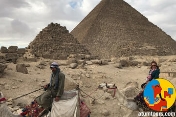 Budject Private Half Day Tour with Private Guide and car to Pyramids and sphinx