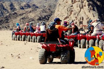 desert Quest ( 3 Hours ) the quad bike safari