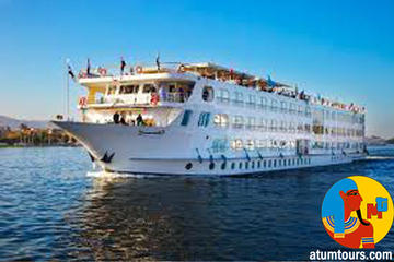Full Package 3 nights Cairo 3 nights Nile cruise with domestic flight