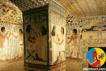 Private Full day to West bank in Luxor Valley of Kings, Hatsheput Temple