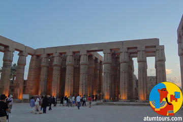 Private Half DayTour to East Bank in Luxor ( Luxor and Karnak Temples )