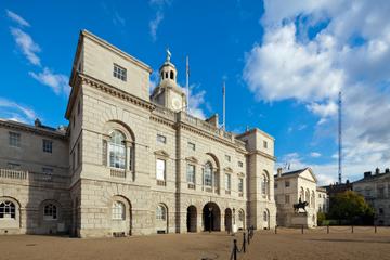 Ingresso de entrada para o Household Cavalry Museum em Londres
