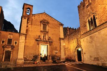 Excursão a pé por Taormina com visita...