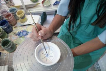 Taormina Ceramic Painting Workshop...
