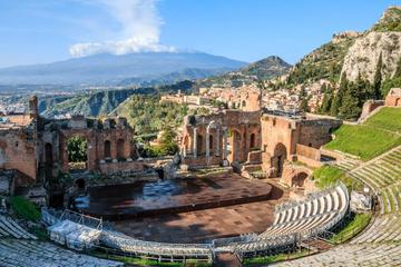 Taormina Walking Tour with Greek...