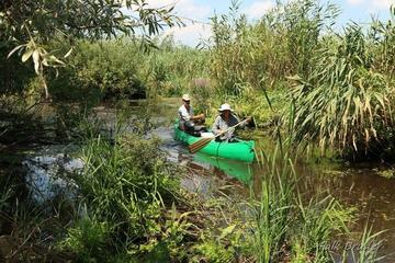 Danube Delta selfguided CANOEING...