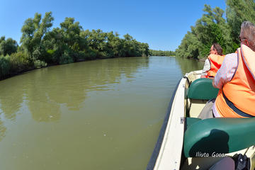 Delta del Danubio Gita in barca