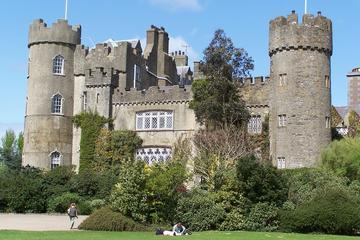Dagtrip vanuit Dublin naar de noordkust en Malahide Castle