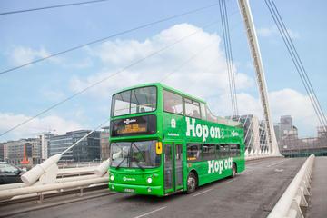 Dublin hop-on hop-off bustour