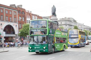 Stig på/stig af-bustur i Dublin
