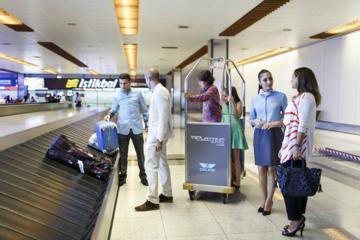 アタテュルク空港でのVIPミート&アシストサービス