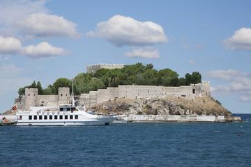 Golf von Kusadasi Bootstour mit Mittagessen